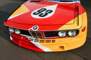 Alexander Calder BMW 3.0L CSL Batmobile