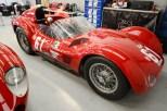 """Maserati T61 """"Birdcage"""""""