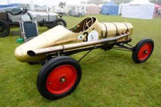1911 Ford Model T - The Golden Ford
