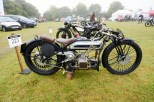1928 500cc Douglas Sw5 Speed Model
