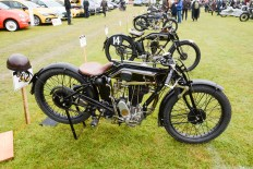 1925 500cc Sunbeam Model 9