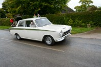 1964 Ford Lotus Cortina 1558cc