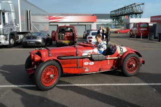 Aston Martin Ulster 1935 1480cc