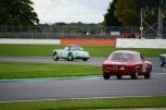 Alfa Romeo Giulia GTA and MGA Twin Cam