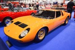 Lamborghinin Miura