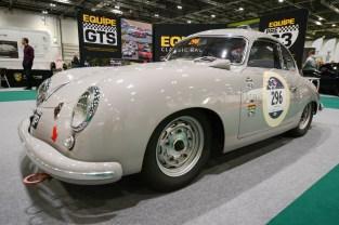 Jaz Porsche prepared '53 Pre-A
