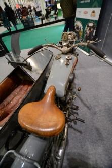 Rider & passenger seats