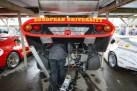Final adjustments to Ferrari BB512 LM