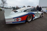 Beautiful flowing lines of the extended bodywork