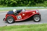 MG TC Xpag 1250cc 1938