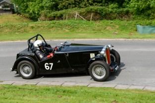 MG TC Xpag S 1380cc 1947
