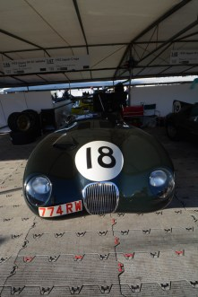 Jaguar C-Type 1953