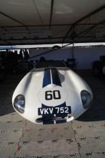 Jaguar E2A 1960
