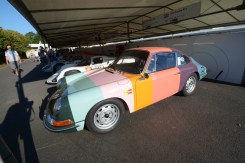 Porsche 911 (Paul Smith Stripe Car) 1965