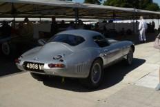 Jaguar E-Type Lightweight Low-Drag Coupe