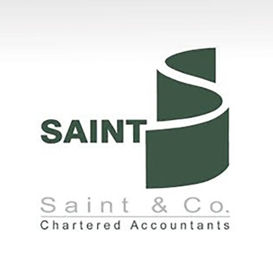 Saint & Co. Logo