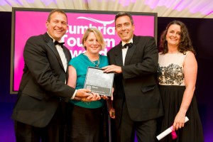 Cumbria Tourism Awards at Cartmel Racecourse ; Wednesday 22nd June 2017