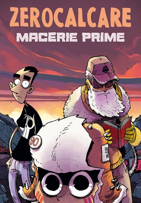 Zerocalcare – Macerie Prime