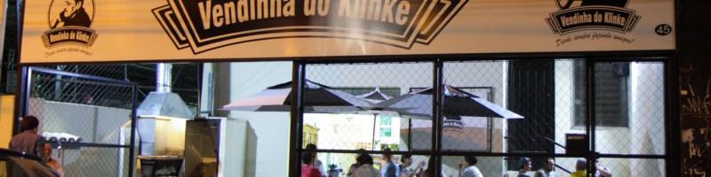 A Vendinha do Klinke está em novo endereço - Rua Jorge Miranda, 45 a duas quadras do antigo endereço.