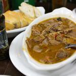 Moela no molho do Bar do Carioca | Cumbuca Bares e Botecos de Campinas