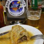 Charuto de repolho do Bar do Carioca | Cumbuca Bares e Botecos de Campinas