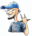 Roni - ilustrador