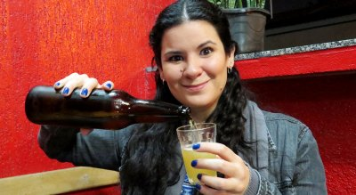 Mulheres no Boteco :: Raquel Hatamoto