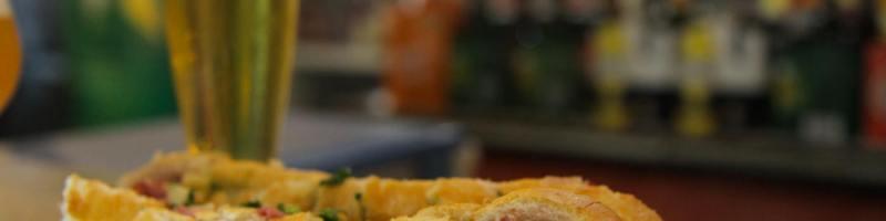 Lanche de Pastrami - Nosso Bar | Cumbuca Bares e Botecos de Campinas