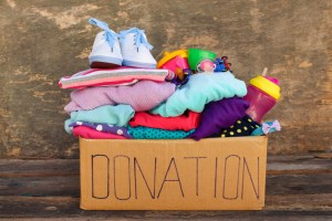 Spring Cleaning: What Donation Centers Won't Take