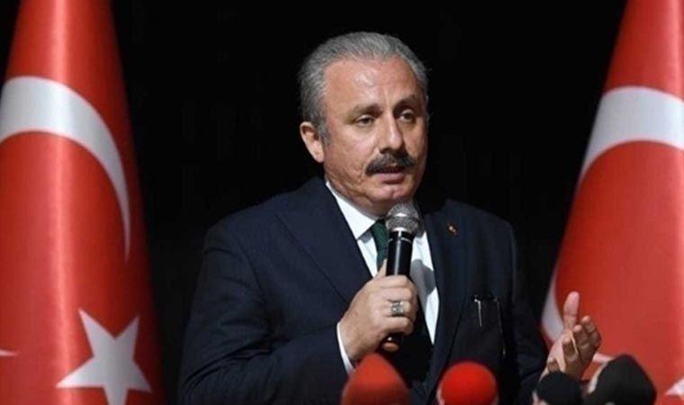 Meclis Başkanı Şentop, 'Osmanlı'yı yeniden kurma' eleştirilerine yanıt verdi