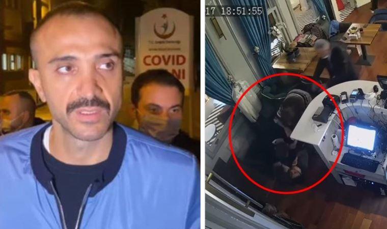 Okan Kurt'un 'alıkonulduğu' iddiasında yeni görüntüler ortaya çıktı