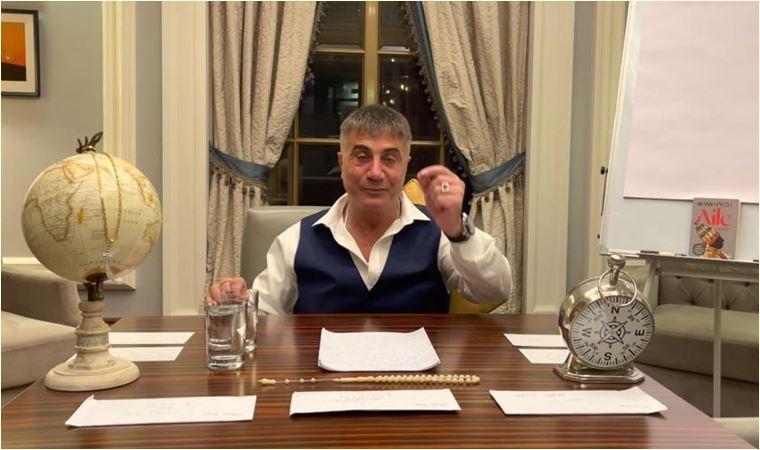 Sedat Peker 8. videosunu yayınladı