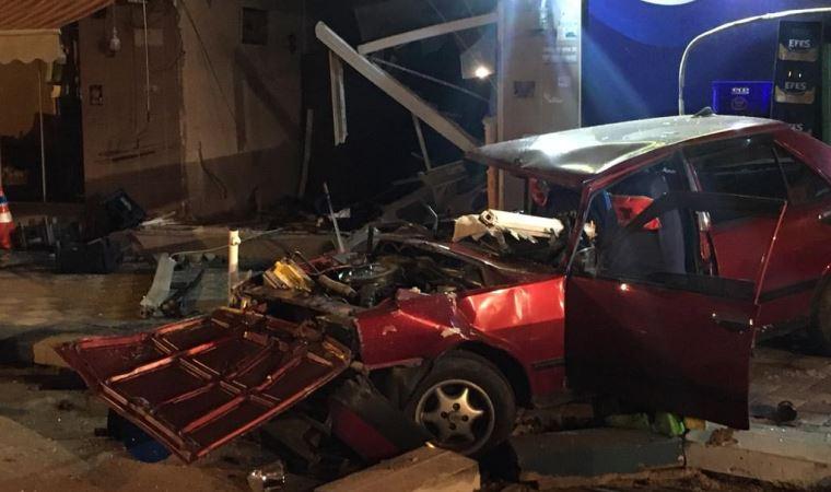 Alkollü sürücü yayalara çarptı: 1 ölü, 5 yaralı