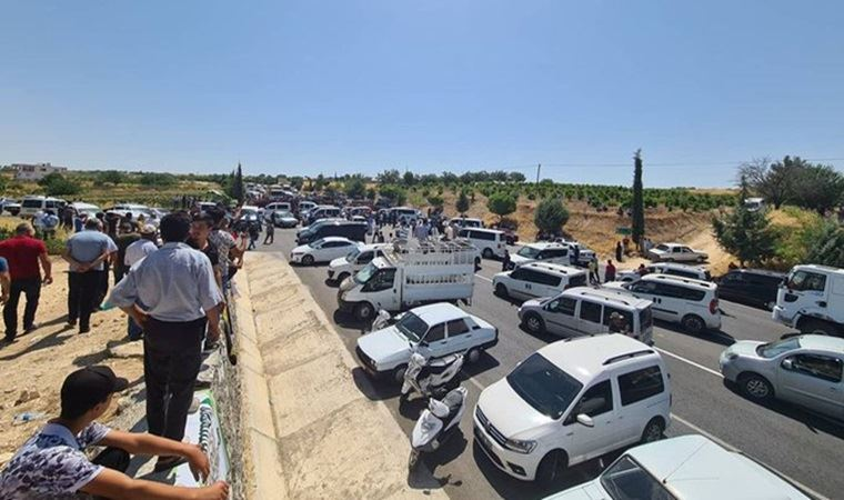 Tütün üreticilerinin protestosu sürüyor: Adıyaman'da yollar kapatıldı