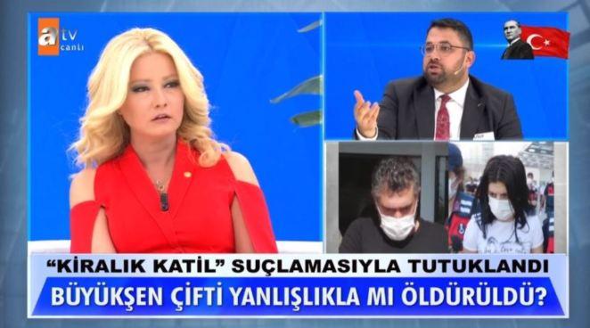 Müge Anlı'nın programında itiraf etti: Büyükşen cinayetinde yeni gelişme 13