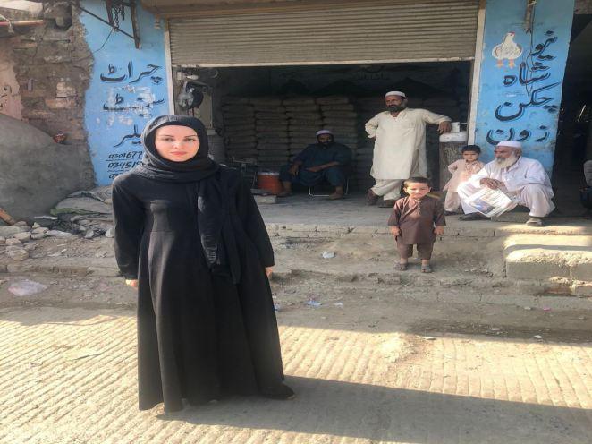 Nagehan Alçı, Afganistan'a gitti 14