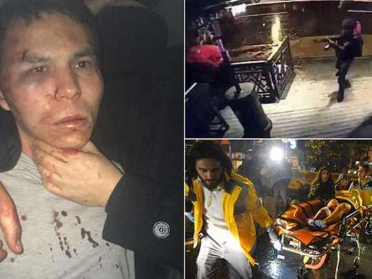39 nəfərin qatili İstanbulda belə tutuldu