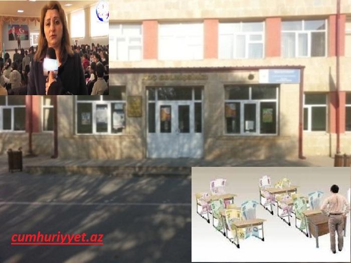 Sumqayıt şəhər 22 saylı orta məktəblə bağlı cinayət işi: Direktorun təqdimatıda verilib, amma...