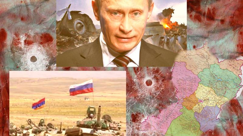 Putin Ermənistandakı rus ordusunu Qarabağa YERİDİR: Bakıya qarşı TƏHLÜKƏLİ PLAN