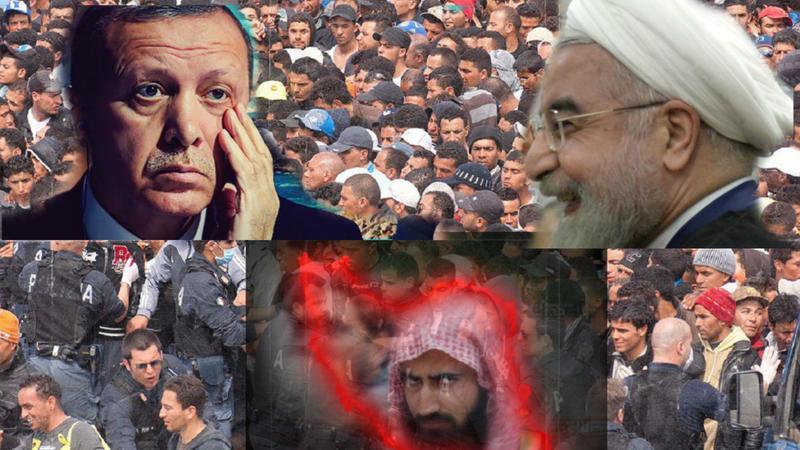 Türkiyə və İran üz-üzə: Azərbaycan üçün BÖYÜK TƏHLÜKƏ QAPIDA