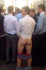 mr moons manly arse after rugby match