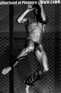 Eian Scully Male Model Nude