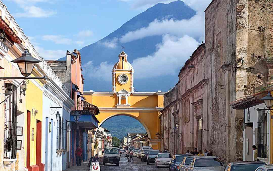 Spending 12 Days in Guatemala