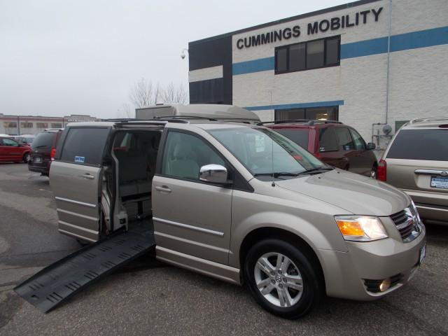 Minivan rentals