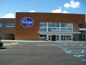 Kroger Marketplace Front