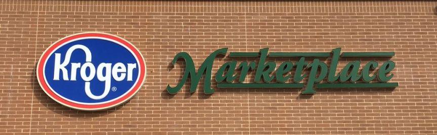 Kroger Marketplace Side