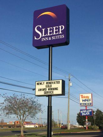 Sleep Inn & Suites Pylon