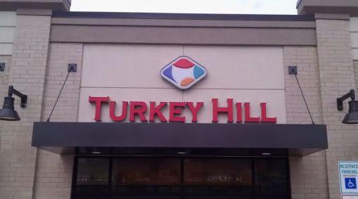 Turkey Hill Channel letters