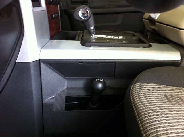 Upgrading From Tradesman Interior To Laramie Dodge