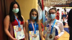 Medalii pentru sportivii de la CS Victoria Cumpăna. FOTO CS Victoria Cumpăna